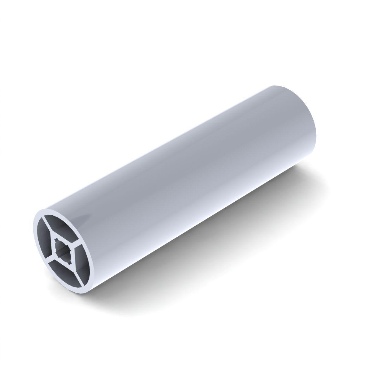 aluminium rundrohr 28mm