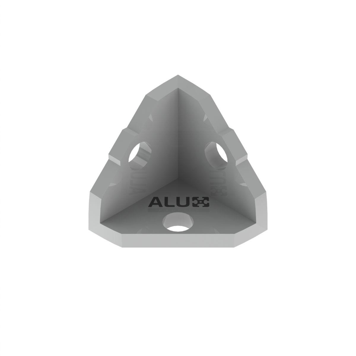 eckverbinder aluminium nutprofil 4040