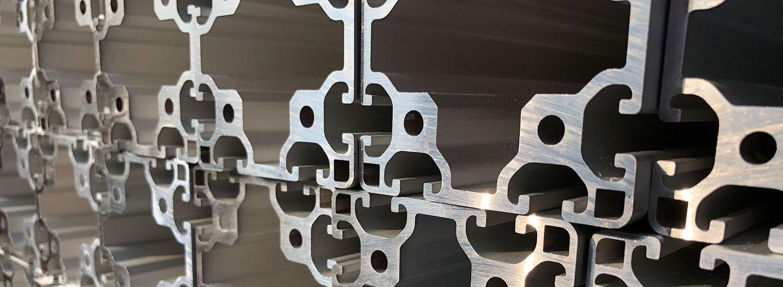 Aluminium Nutprofile